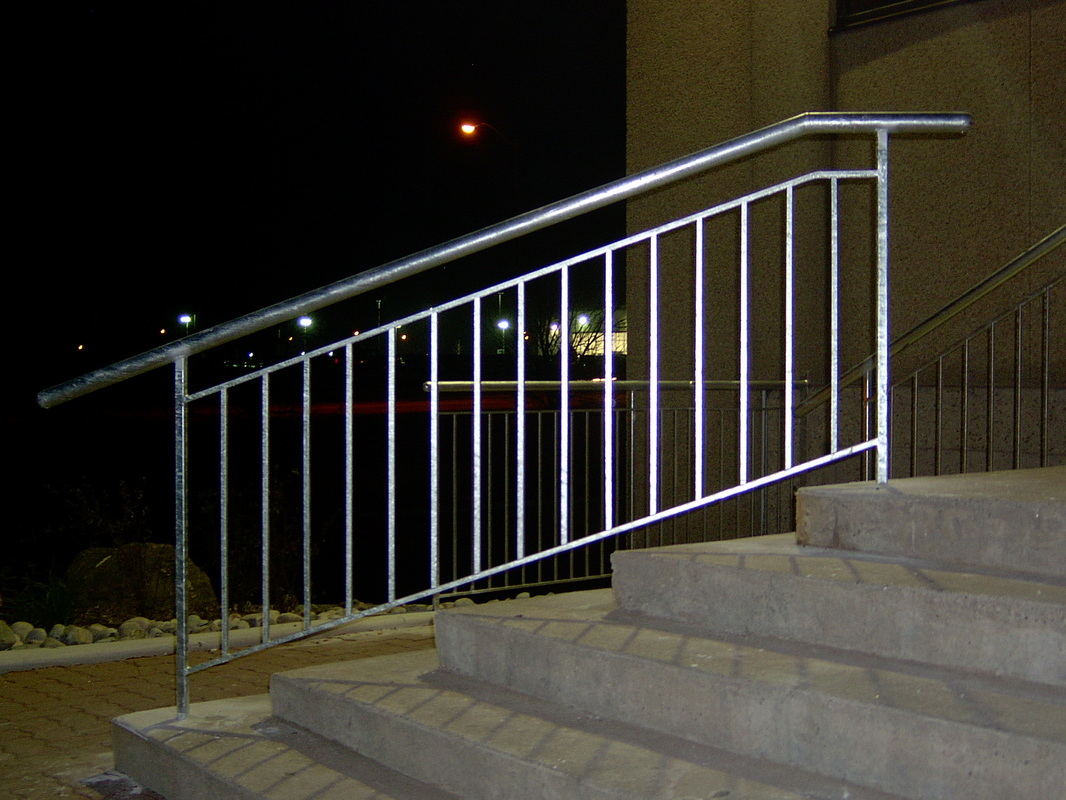 Railings Portfolio Endeman S Ironcraft Ltd